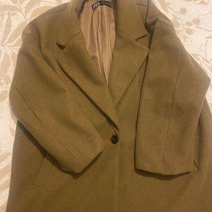 Zara coat! NWOT